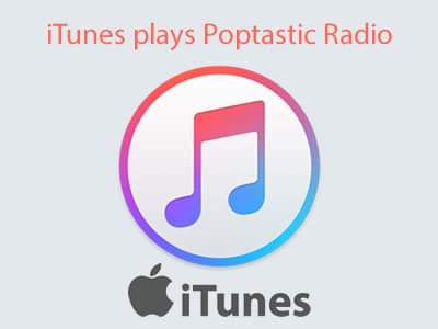 Listen to Poptastic Radio on iTunes
