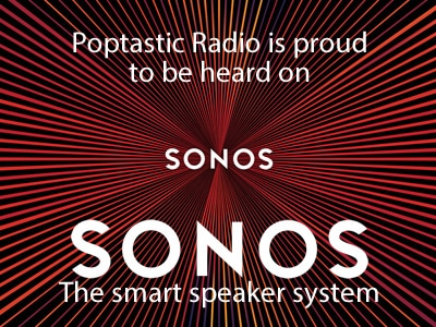 Listen to Poptastic Radio on Sonos