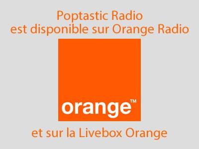 Écouter Poptastic Radio sur Orange