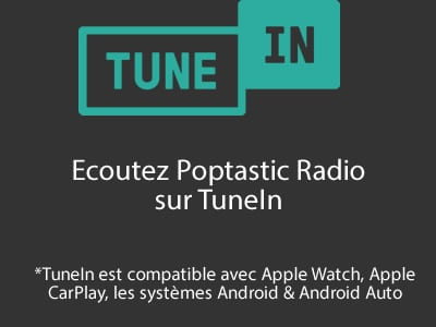 Écouter Poptastic Radio sur TuneIn