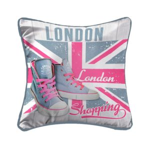Coussin London Shopping