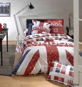 Housse de couette London Union Jack