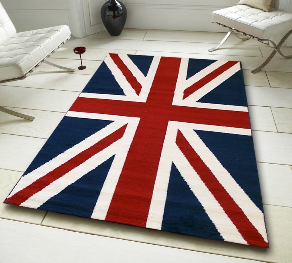 Tapis Union Jack