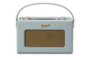 Radio portable style anglais années 60