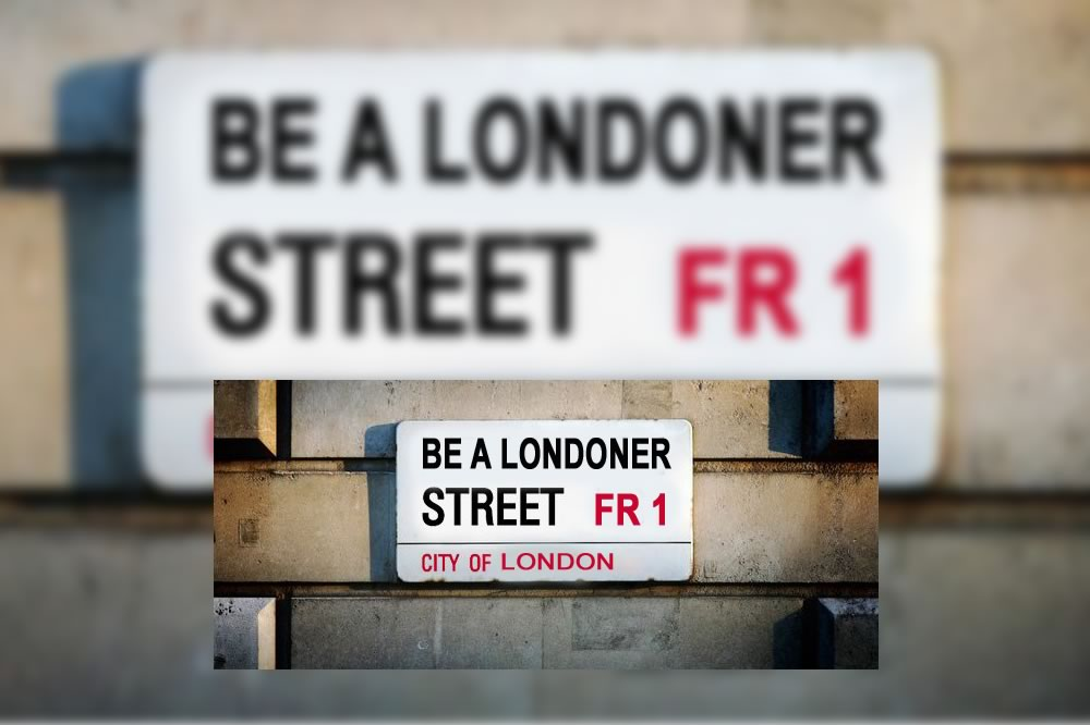Be a Londoner