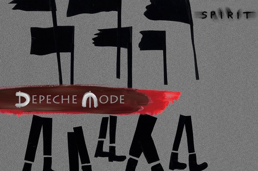 Dans la prog de Poptastic Radio - Depeche Mode, Where's The Revolution
