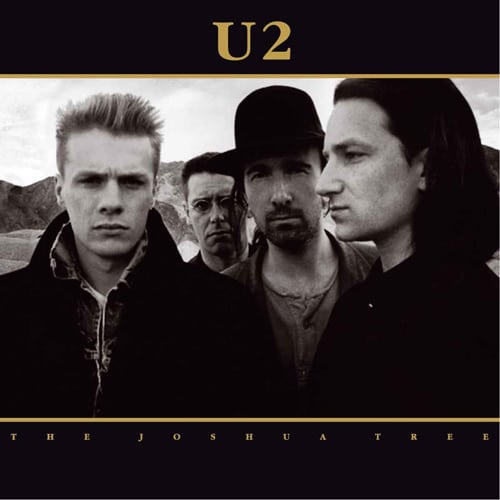 U2 réédition de l'album The Joshua Tree