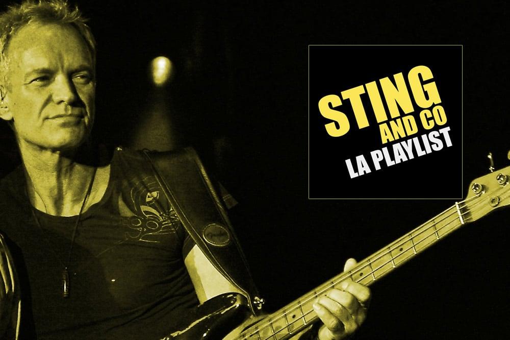 Sting Police