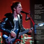 Paroles de chansons sur Google - photo Muse (mose)