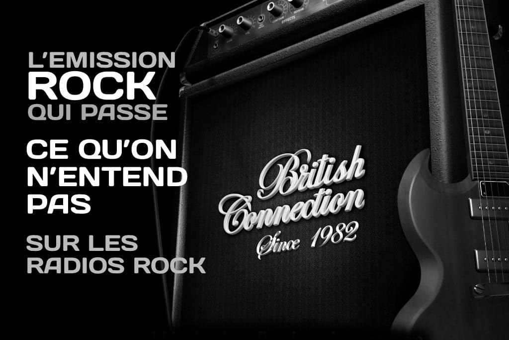 British Connection sur Poptastic Radio