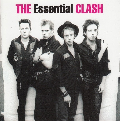 Groupe de rock anglais - The Clash
