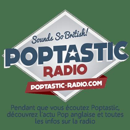 Site Internet de Poptastic Radio