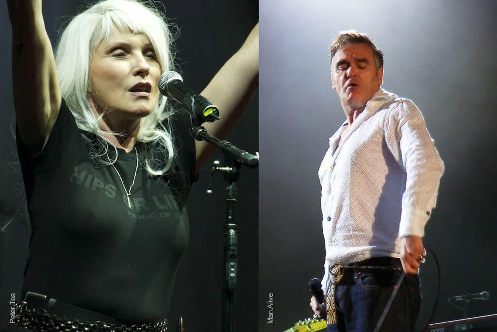 Blondie et Morrissey dans British Connection