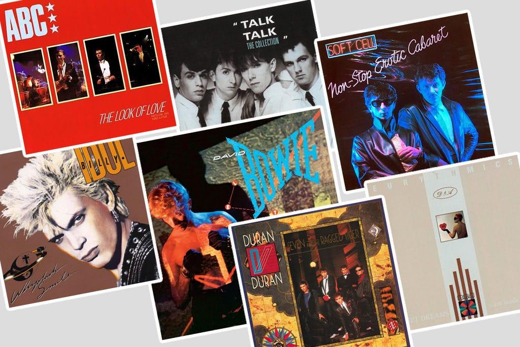 Musique des années 80