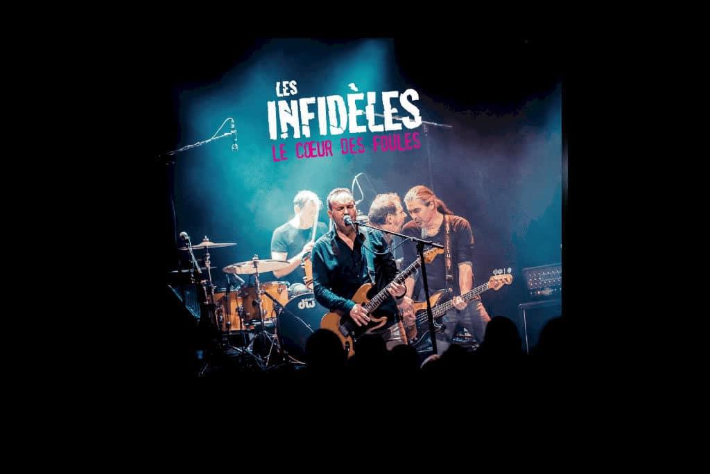 Nouvel album des Infidèles dans British Connection