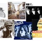 Les seconds albums des groupes anglais