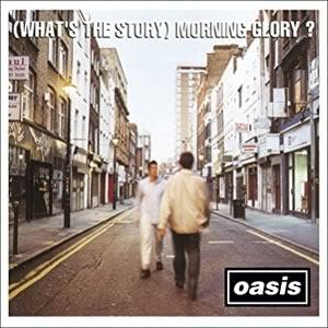 Les seconds albums des groupes anglais : Oasis