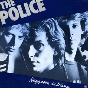 Les seconds albums des groupes anglais : The Police