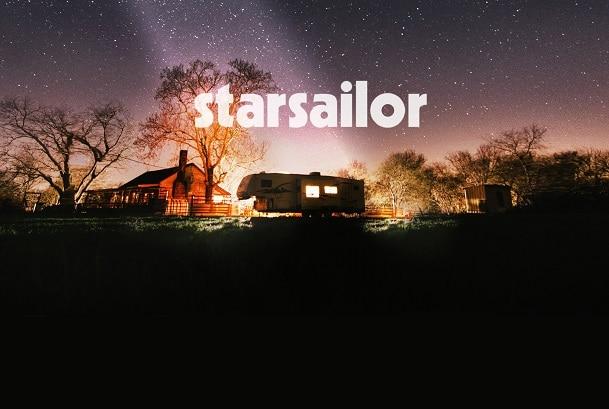 Starsailor groupe anglais