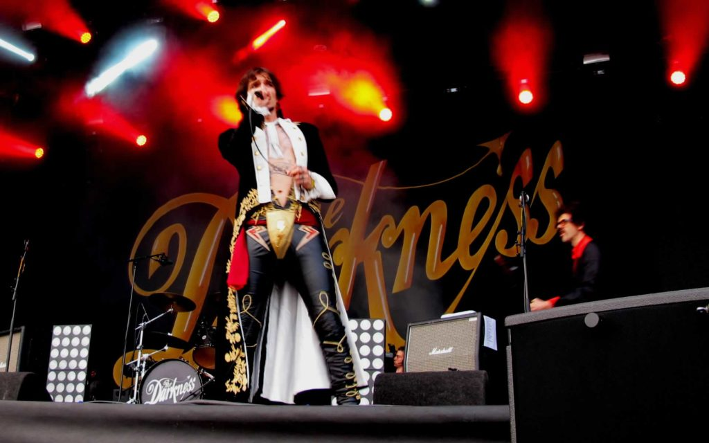 Nouvel album The Darkness