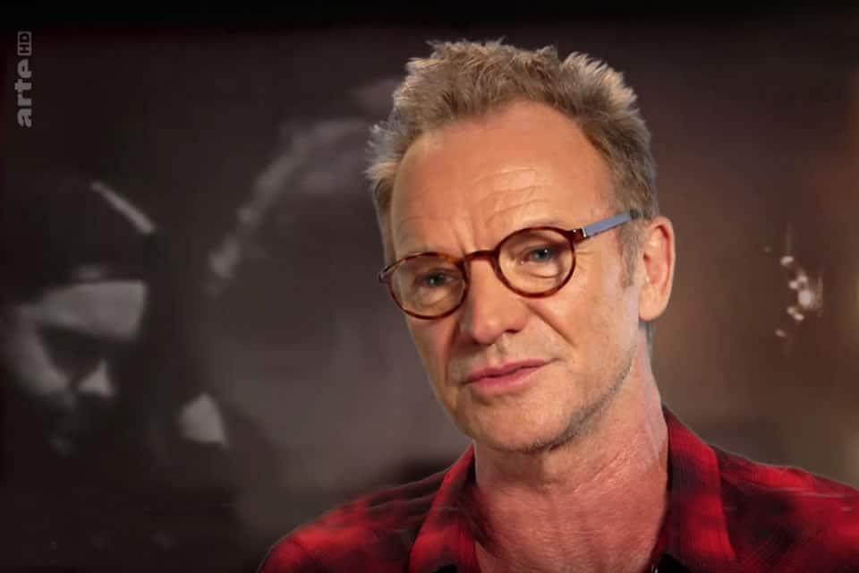 Sting sur Arte - L'électron libre