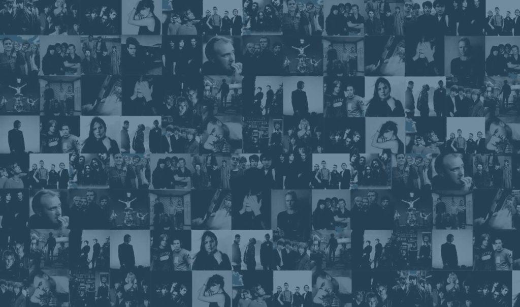 Les artistes les plus diffusés