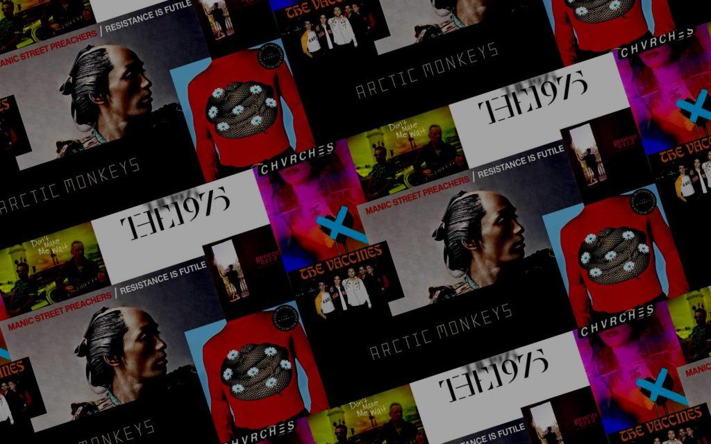 10 albums rock et pop anglais en programmation en 2018