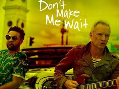 Album collaboratif Sting et Shaggy