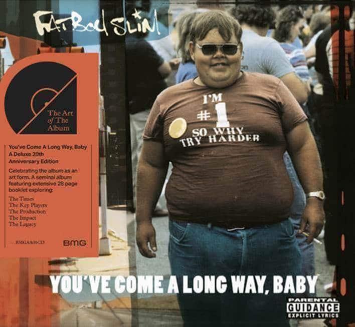 Fatboy Slim reedition anniversaire