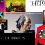 Les 10 albums rock et pop anglais en programmation pour 2018