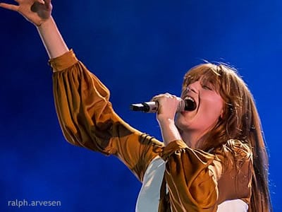 Nouvel album Florence Welch