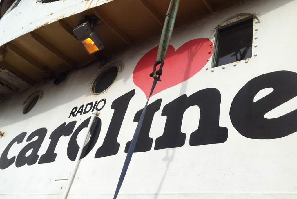 Radio Caroline, 54 ans au service du rock
