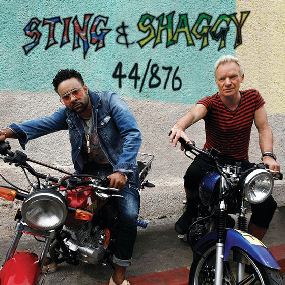 Sting Shaggy Morning Is Coming