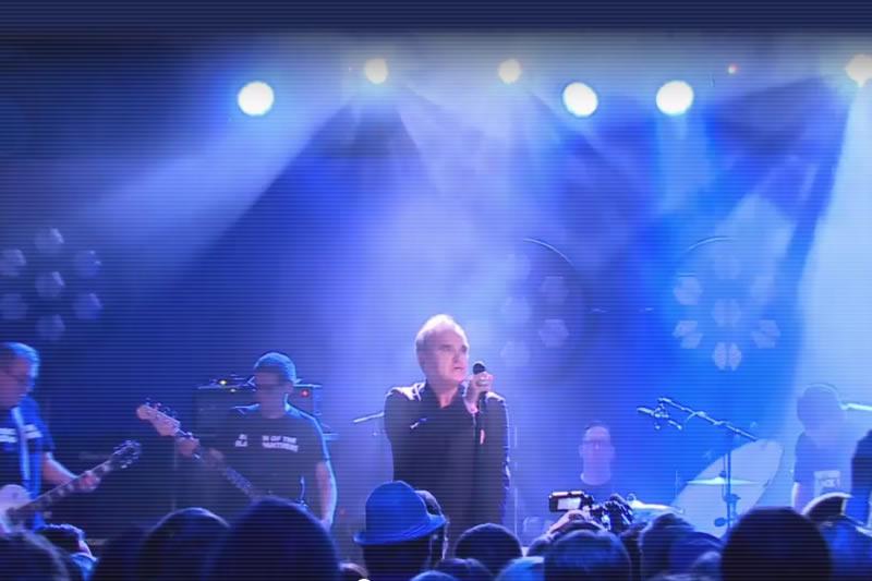 Concert Morrissey à Berlin sur Arte