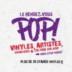 Rendez-vous Pop debarrasse vinyles le 16 juin à Antibes