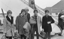 Le groupe Easybeats