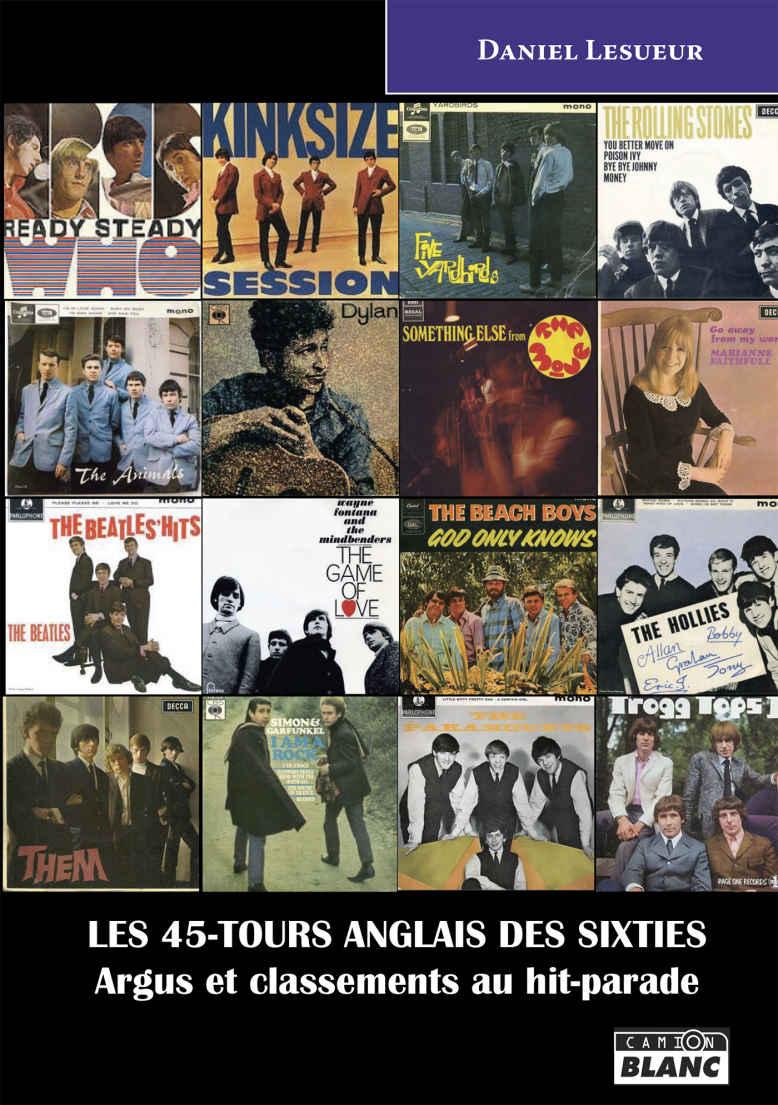 15000 vinyles anglais des sixties - Daniel Lesueur