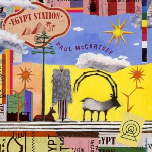 Albums de la rentrée : Paul McCartney Egypt Station