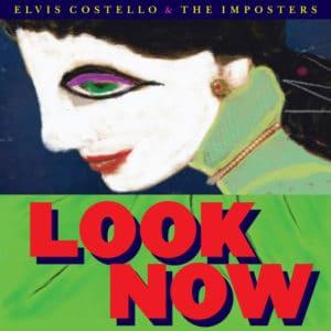 Rentrée rock 2018 - Look Now d'Elvis Costello