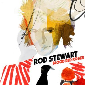 Rod Stewart de retour avec Blood Red Roses
