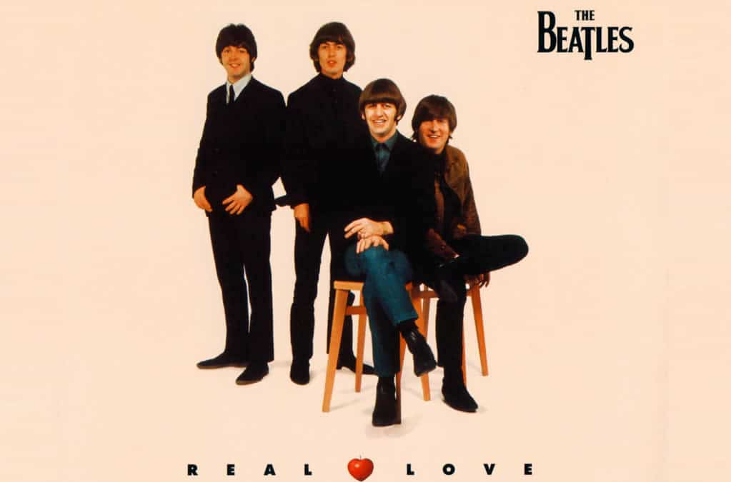 5 chansons d'amour des Beatles - Real Love