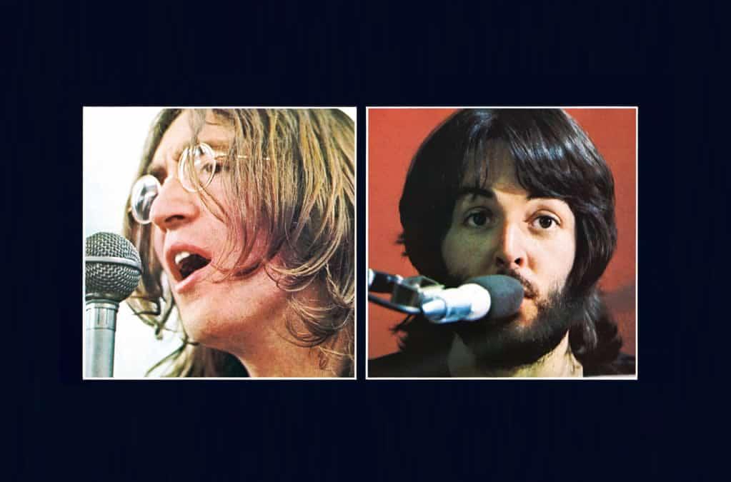5 plus belles chansons d'amour des Beatles - T