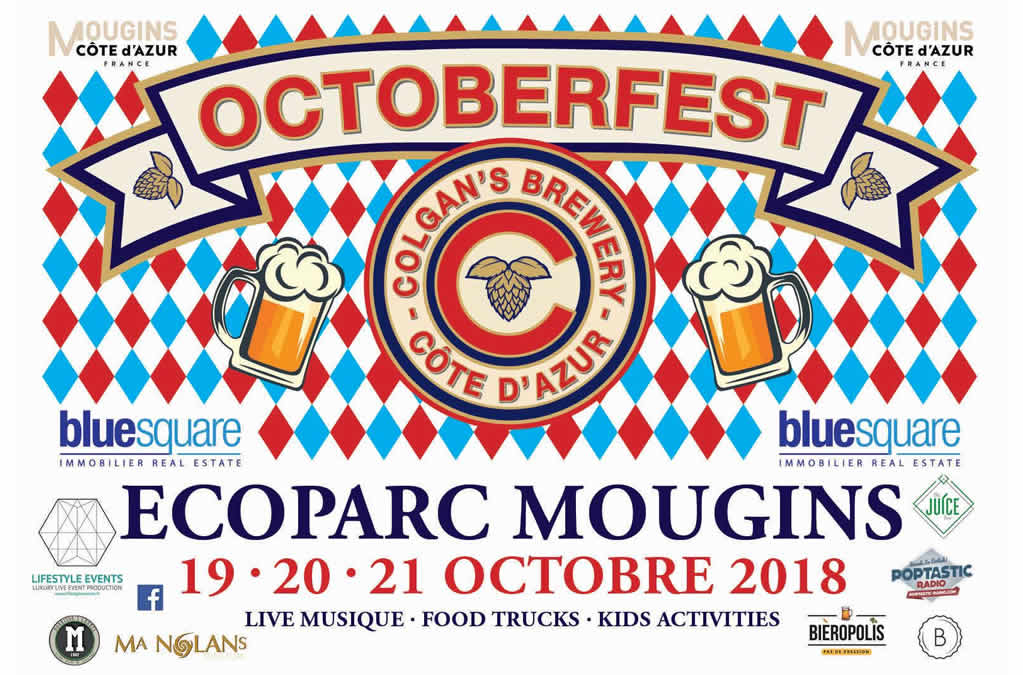 Octoberfest Mougins 2018