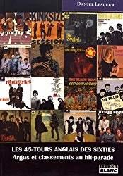 45 tours Anglais Sixties par Daniel Lesueur