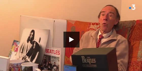 Daniel Lesueur Album blanc Beatles
