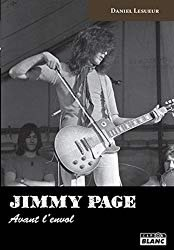 Jimmy Page par Daniel Lesueur