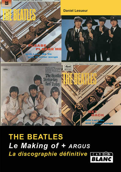 Livre The Beatles discographie definitive
