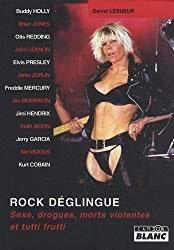 Rock Deglingué par Daniel Lesueur