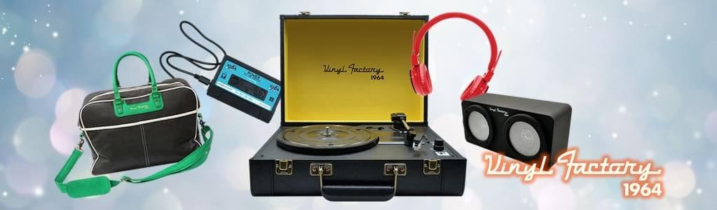 Des produits Vinyl Factory à gagner