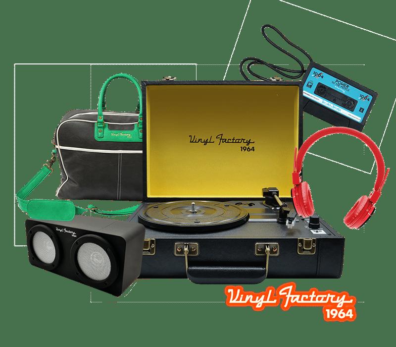 Gagner des Cadeaux Vinyl Factory avec Poptastic Radio